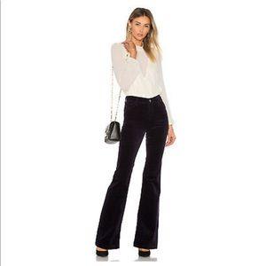J Brand | Maria | High Rise Flare Pants